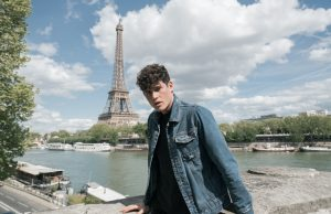 raphael say model new face paris