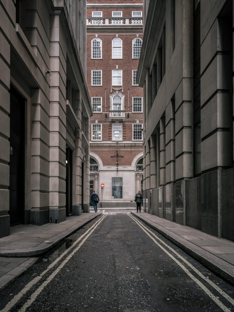 london perspective street photography