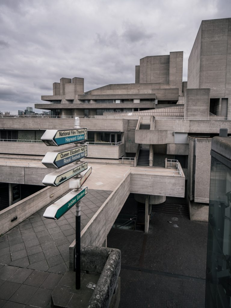 national theatre embankment
