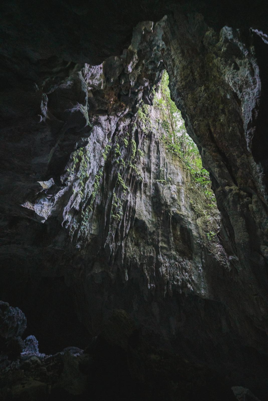 mulu caves miri geology