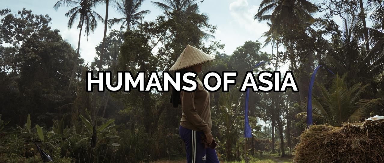 humansofasia